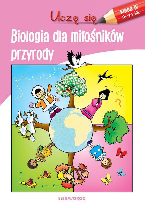 Uczę się. Biologia dla miłośników - okładka książki