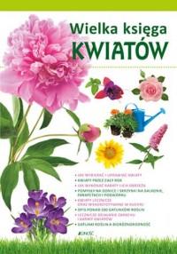 Wielka księga kwiatów - okładka książki