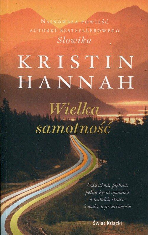 Wielka samotność - okładka książki