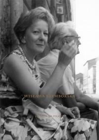 Wisława Szymborska. Książka do pisania - okładka książki