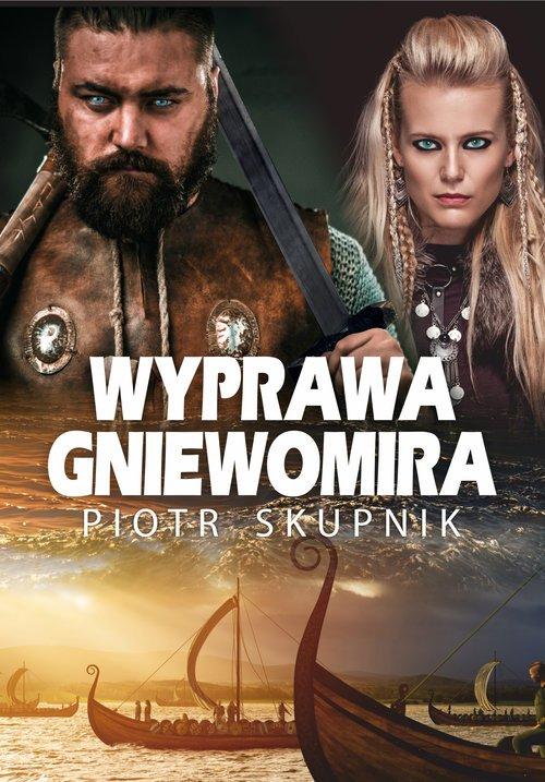 Wyprawa Gniewomira - okładka książki