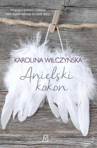Anielski kokon - okładka książki