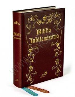 Biblia Jubileuszowa. Wydanie Standard - okładka książki