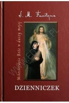 Dzienniczek s. Faustyny - okładka książki