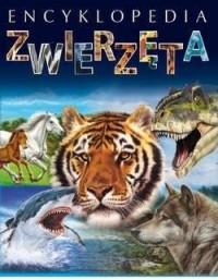 Encyklopedia zwierzęta - okładka książki