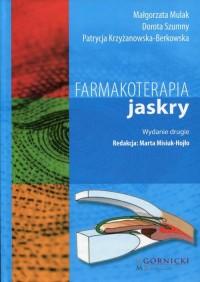 Farmakoterapia jaskry - okładka książki