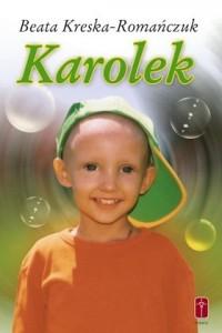 Karolek - okładka książki