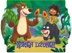 Księga Dżungli - okładka książki