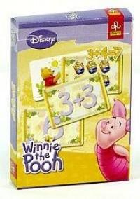 Kubuś liczy do 10 Disney Trefl - okładka książki