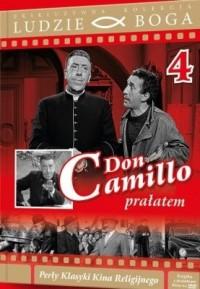 Ludzie Boga. Don Camillo prałatem - Julien Duvivier - okładka filmu