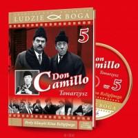 Ludzie Boga. Don Camillo Towarzysz - Julien Duvivier - okładka filmu