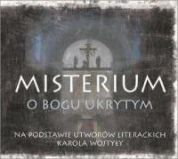 Misterium o Bogu ukrytym CD - okładka płyty