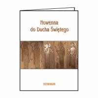 Nowenna do Ducha Świętego - okładka książki