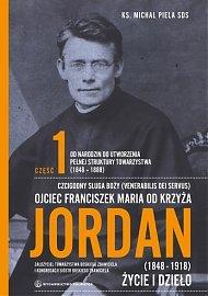 Ojciec Franciszek Maria od Krzyża - okładka książki