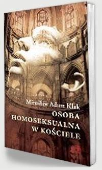 Osoba homoseksualna w Kościele - okładka książki