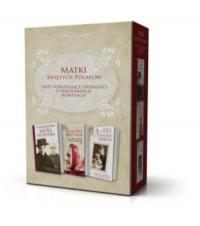 Pakiet religijny - Matki Polskich świętych - okładka książki