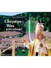 Perełka papieska 06 - Chrystus - okładka książki