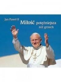 Perełka papieska 07. Miłość potężniejsza niż grzech - okładka książki