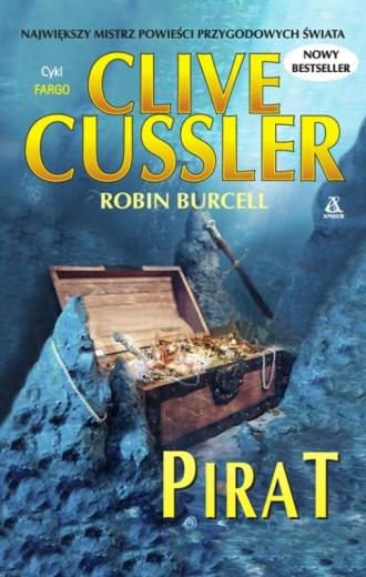 Pirat - okładka książki