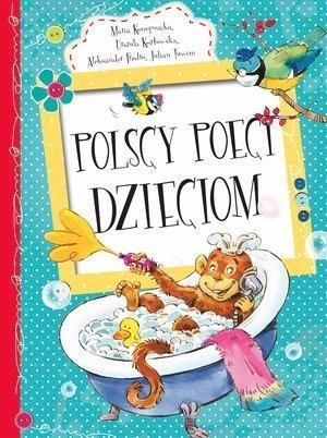 Polscy poeci dzieciom - okładka książki