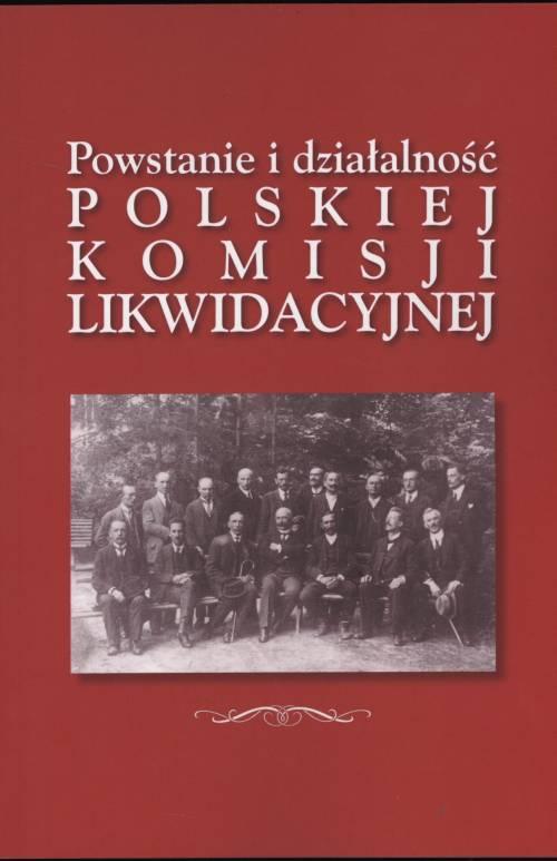 Powstanie i działalność Polskiej - okładka książki