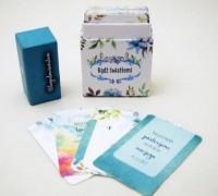 Pudełko - Wersety Błogosławieństwa - okładka książki