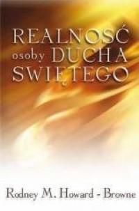 Realność osoby Ducha Świętego - okładka książki