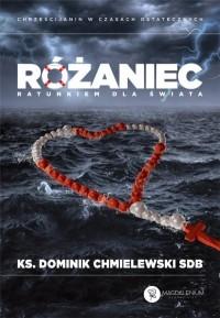 Różaniec ratunkiem dla świata - okładka książki