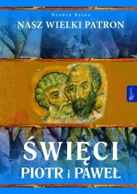 Święci Piotr i Paweł - okładka książki