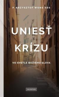 Uniest krizu - okładka książki