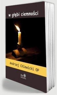 W głębi ciemności - okładka książki