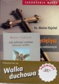 Walka duchowa - okładka książki