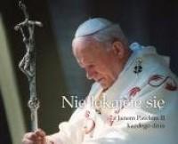 Z Janem Pawłem II każdego dnia - Z krzyżem - okładka książki