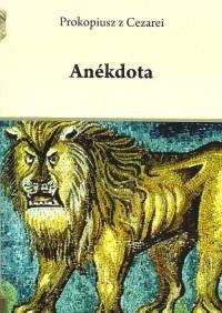 Anekdota - okładka książki