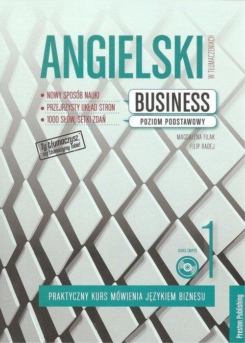 Angielski w tłumaczeniach Business - okładka podręcznika