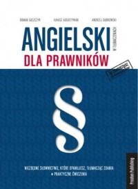Angielski w tłumaczeniach. Dla prawników - okładka książki