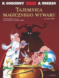 Asteriks i Obeliks. Tajemnica magicznego wywaru - okładka książki