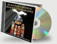 Benedyktyńskie śpiewy chorałowe - okładka płyty