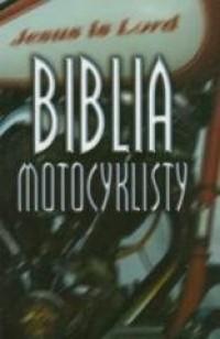 Biblia Motocyklisty - okładka książki