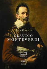 Claudio Monteverdi - okładka książki