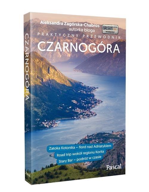 Czarnogóra. Praktyczny przewodnik - okładka książki