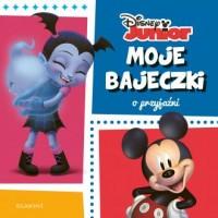 Disney Junior. Moje bajeczki o przyjaźni - okładka książki