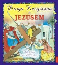 Droga Krzyżowa z Jezusem - okładka książki