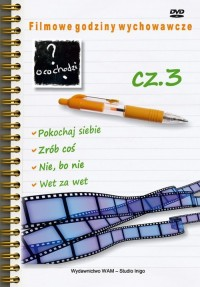 Filmowe godziny wychowawcze cz. 3 dvd - okładka filmu