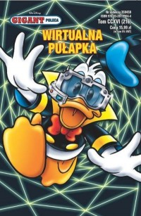 Gigant Poleca 1/2019 Wirtualna pułapka - okładka książki