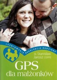 GPS dla małżonków - okładka książki