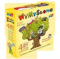 Gra - Wymysłowo MIMIKOKO - zdjęcie zabawki, gry