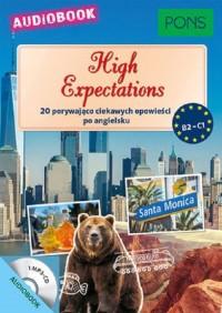 High Expectations - okładka podręcznika