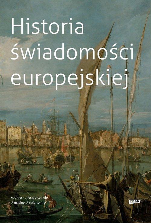 Historia świadomości europejskiej - okładka książki