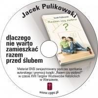 Jacek Pulikowski. Dlaczego nie - okładka filmu